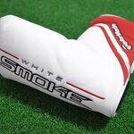 (New) TaylorMade White Smoke Putter Headcover