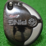 PING I25 FAIRWAY 14* 3 WOOD PWR 75 FLEX S