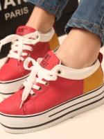 [Pre-order] รองเท้าผ้าใบผู้หญิง แฟชั่นเกาหลี ปี2013