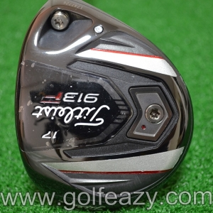TITLEIST 913F 17* 4 WOOD BASSARA 55 HI FLEX R