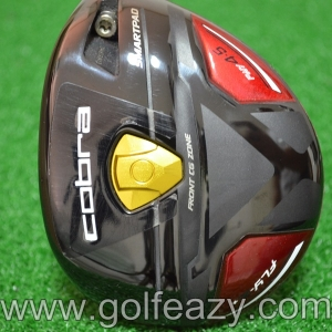COBRA FLY-Z+ RED FAIRWAY 4-5 WOOD / MATRIX VLCT ST 75 FLEX R