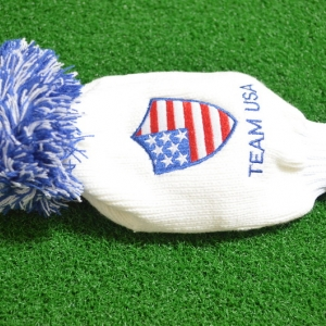 TEAM USA BLUE GOLF HEADCOVER DRIVER