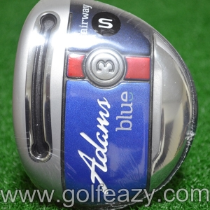 ADAMS BLUE 16* 3 WOOD ALDILA SLIMTECH 55 FLEX S