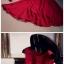 ชุดเดรสแฟชั่นแขนกุด สีแดง ผ้าซีฟองพริ้วๆใส่ออกงาน ทำงาน ดินเนอร์ได้สบายๆเลยค่ะ thumbnail 6