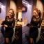 เดรสแฟชั่นเกาหลีเข้ารูปแขนยาวซีทรูด้วยผ้าตาข่ายเซ็กซี่นิดๆค่ะ เหมาะกับสาวไซส์เล็กค่ะ thumbnail 6