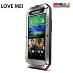 เคสมือถือ HTC One E8 เคสกันน้ำกันกระแทก LOVE MEI แบบที่2