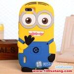 เคสมือถือ Case Huawei Honor 6 Plus เคสนิ่ม 3D ตัวการ์ตูนน่ารักๆ แบบที่2