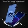 (025-943)เคสมือถือ Case Huawei Honor V10 เคสนิ่มสีใสขอบแวว แบบมีแหวนหมีมือถือ/ไม่มีแหวนมือถือ