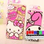(152-1070)เคสมือถือไอโฟน case iphone 6 Plus เคสใสบางการ์ตูนน่ารักๆ