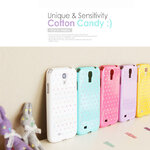 MOBC : Color Pop Cotton Candy Case For Samsung Galaxy S4, S IV, i9500