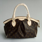 Louis Vuitton Tivoli Monogram Canvas PM M40143