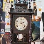 นาฬิกาม้าญี่ปุ่นhibino รหัส26158wc