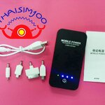 Mobile Power 5,200 mAh Black