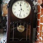 นาฬิกา2ลาน kienzle หน้าใหญ่หัวโค้ง รหัส2957wc2