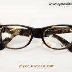 กรอบแว่น RayBan RB5184 - 2012 | NEW WAYFARER
