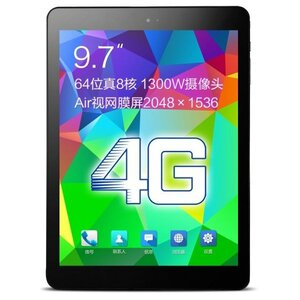 CUBE T9 4G LTE OCTA-CORE MT8752 TABLET 9.7 INCH 64 BIT GPS RETINA IPS 2048X1536 2GB RAM 32GB ANDROID 4.4 KITKAT