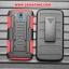 (002-148)เคสมือถือ Case HTC Desire 526 เคสกันกระแทกขอบสีรุ่นเหน็บเอว thumbnail 8