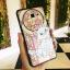 (691-004)เคสมือถือซัมซุง Case Samsung J5 เคสขอบนิ่มพื้นหลังพลาสติกกึ่งโปร่งใสโมเสกการ์ตูน thumbnail 2
