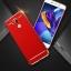 (025-933)เคสมือถือ Case Huawei Honor V9 Play เคสพลาสติกสีสดใสขอบแววสไตล์แฟชั่น thumbnail 1