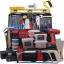 เครื่องมือช่าง ประจำบ้าน 61 ชิ้น ยี่ห้อ SENATOR ประเทศอังกฤษ 61 Piece Home Handyman Tool Kit thumbnail 2