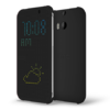 DotView Case for HTC One M8 (Black)