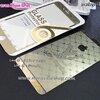 ฟิล์มกระจกโครเมี่ยม IPhone 6Plus ลายหลุยส์สีทอง