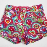 The Children's Place Short - Colourful Pink/Green : Size 6-9, 12M, 18M, 24M, 3T, 4T