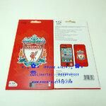 ฟิล์มกันรอยลาย Liverpool สำหรับ IPhone 4/4S