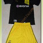 ชุดทีมเยือน Dortmund 2012 - 2013