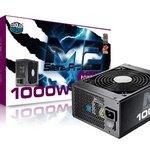 SPM II 1000W V2.3 13.5cm Fan Active PFC 80+ Bronze