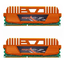Enhance CORSA 4GB[2X2] DDR3 Bus1333 CL9 thumbnail 1