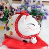แมวกวักก้มตัว ขนาดเล็ก cat02
