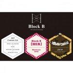 Block B - 2015 SEASON`S GREETINGS