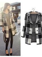 พร้อมส่ง ::MO229:: เสื้อแจ็คเก็ตกันหนาว ผ้าไหมพรม แบบน่ารัก ใส่หลวมๆ สบายๆค่ะ