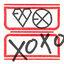 [Pre] EXO : 1st Album - XOXO (Kiss Ver.) +1 Random Sticker thumbnail 1