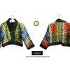 เสื้อเอวลอย ผ้าชาวเขา HDJ 002 Q /Hmong Jacket HDJ 002 Q