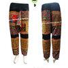 กางเกงผ้าชาวเขา กางเกงทรงฮาเร็ม HBP D / Cropped Harem PantsHmong style HBP D
