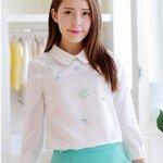 เสื้อสไตล์เกาหลี Design เรียบหรูดูดีมากๆ