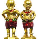 กุมารทองบังเกิดทรัพย์ ขนาดบูชา 6.9 นิ้ว 7 สีและขนาดเล้กพกพา