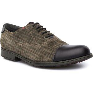 รองเท้า Camper MIL ของแท้ 18756-013 Year 1913 Colour: khaki and black ผู้หญิง ผู้ชาย Size 41-42