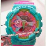 นาฬิกาแฟชั่น G-Shock คิตตี้ สองระบบ