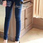 Seoul Secret Say's...Sour Skinny Jeans