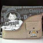 กระเป๋าสะพายข้างวันพีช(ลายลูฟี่)