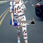 """Vivivaa recommend """"Lovely love chic set"""""""