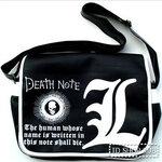 กระเป๋าสะพายไหล่ Death Note(สีดำ)