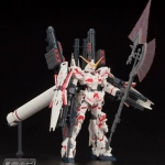 Pre-Order: HGUC 1/144 Full Armor Unicorn Gundam [Destroy Mode / Red Color Ver.] 3400y สินเค้าเข้าไทยเดือน6