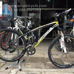 MTB OPTIMA NOVA รุ่น 4000 D 2014 สีเหลืองดำ