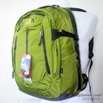 THE NORTH FACE - SURGE II CHARGED - GREEN(ORIGINAL)