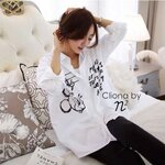 Mickey Mouse Skect line Shirt