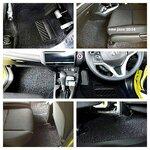 พรมปูพื้นรถยนต์ NEW JAZZ 2014 แบบดักฝุ่นไวนิล full option
